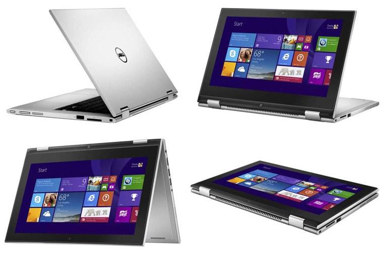 Dell Inspiron 11 3148 Core I3 4010U 11.6 inch Win 8.1 Cảm ứng, xoay 360 độ