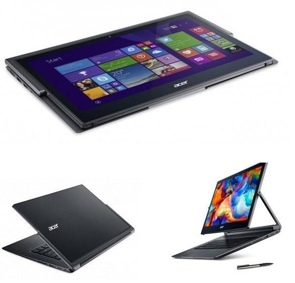 Acer Aspire R 13 R7-70NC Core i7 5500U 13.3 inch FHD Win 8.1 Cảm ứng