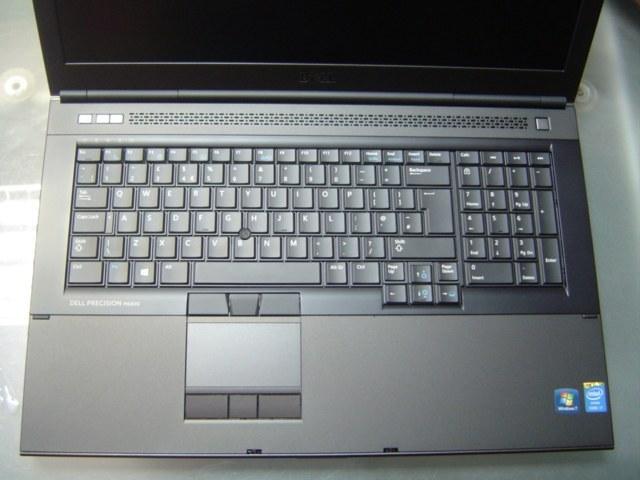 Dell Precision M6800 Core i7 4940MQ 16GB 17.3 inch NVIDIA Quadro K5100M Win 8