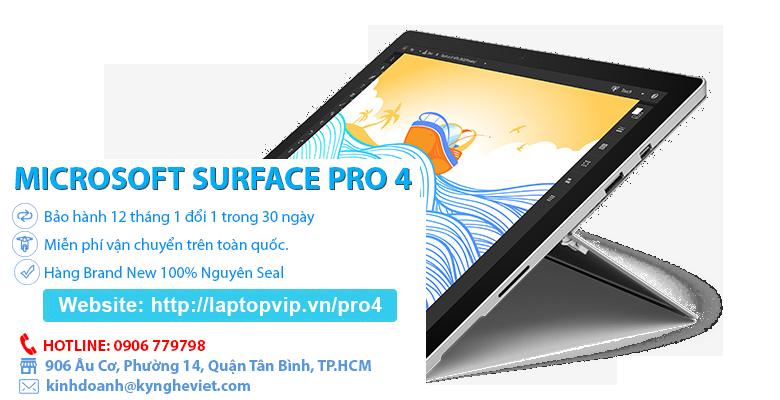 Giá surface Pro 4