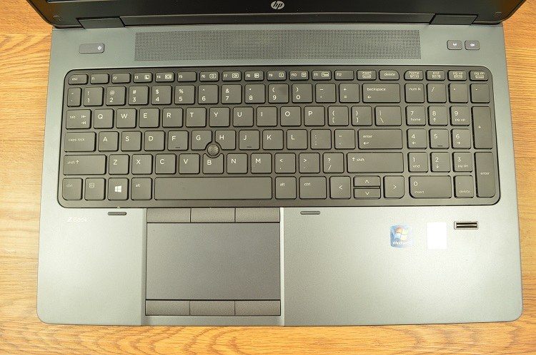 HP Zbook 14 G2 Core I7 5600U 16Gb 256 SSD AMD FIRE 4150 Windows 10 -Clear kho