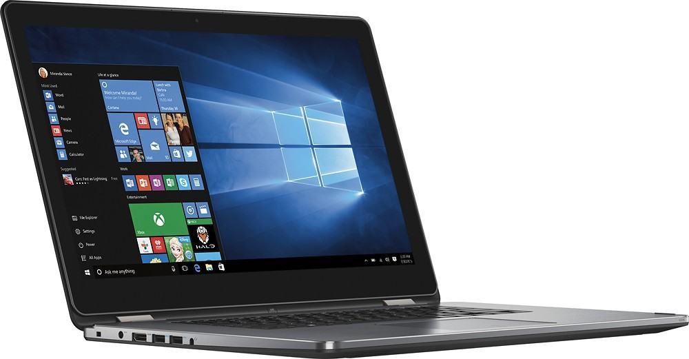 Dell Inspiron7568 core i7 có màn hình FHD ấn tượng