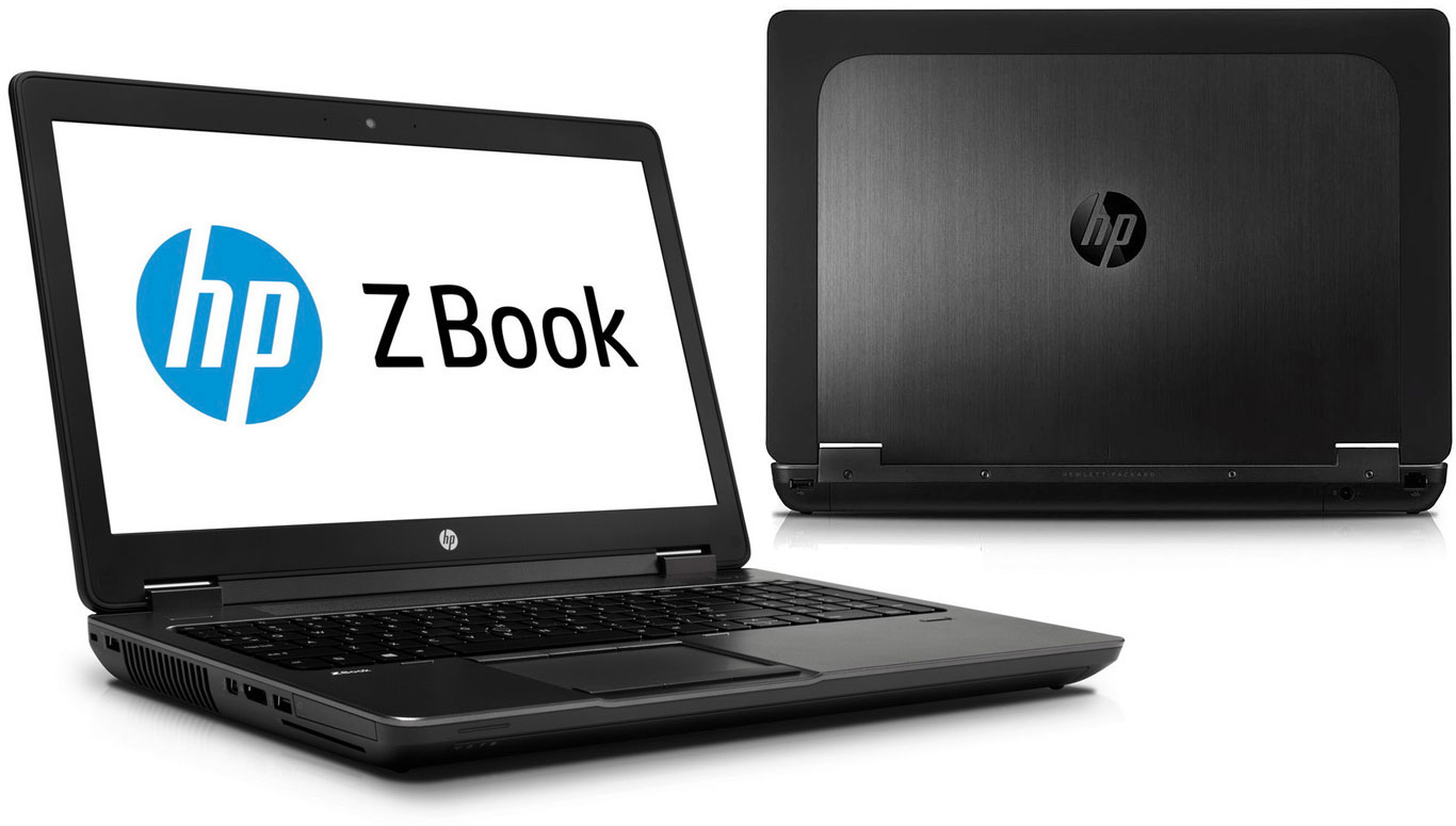 Hp ZBook 15 lap top da nhiem tot