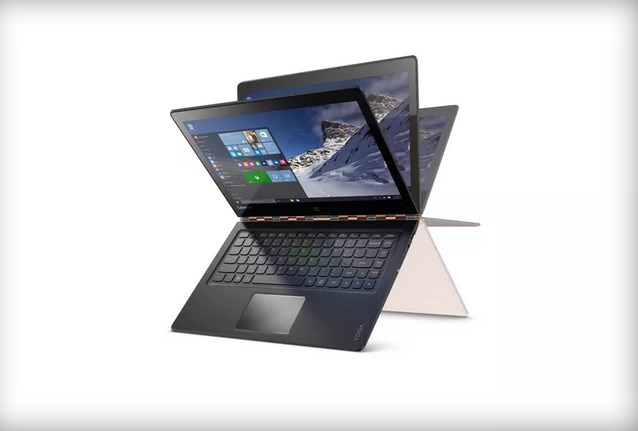 Lenovo Yoga 900 Core i7 6500U 13.3 inch QHD+ Cảm ứng Windows 10 Home