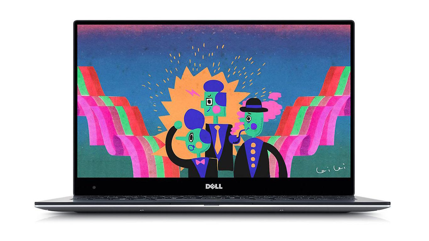 Dell XPS 13 9360 2017 13.3 inch Windows 10