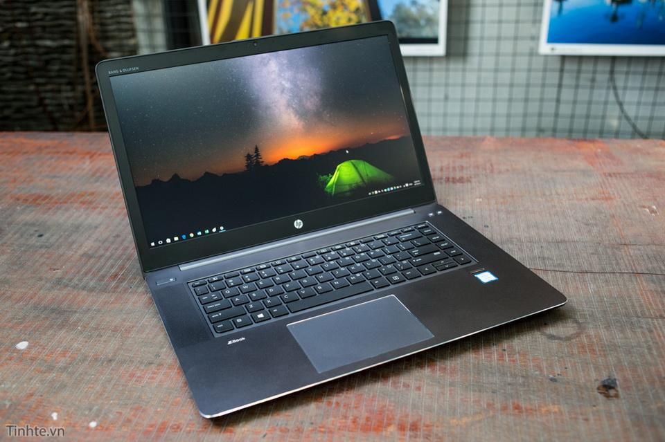 HP ZBook Studio G3 Xeon E3-1505M 15.6 inch 16GB RAM Quadro M1000M Win 10 Pro
