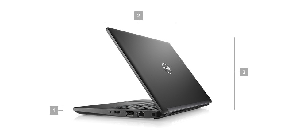 New Dell Latitude E5290 12.5 inch Windows 10 Pro