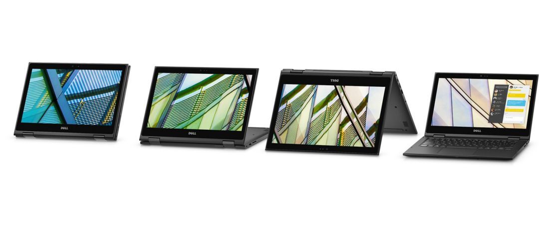 New Dell Latitude E3390 2-in-1 13.3 inch Windows 10 Pro