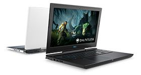 Dell G7 15 Gaming Core I7 8750H 8GB 256GB SSD 15.6 inch FHD GeForce® GTX 1060 Windows 10