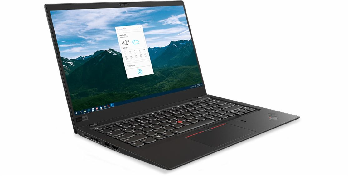 Lenovo ThinkPad X1 Carbon Gen 6 Core i7 8650U 16GB 512GB 14 inch QHD Windows 10 Touch
