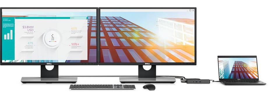 Dell latitude E7380 Core i5 7300 8GB 128GB SSD 13.3 inch FHD Windows 10 Pro