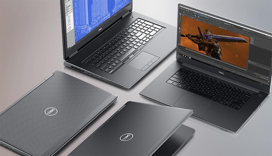New Dell Precision 7530 15.6 inch HD Windowns 10