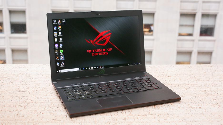 Asus ROG Zephyrus M GM501 Core i7-8750H 16GB 15.6 inch FHD Windows 10