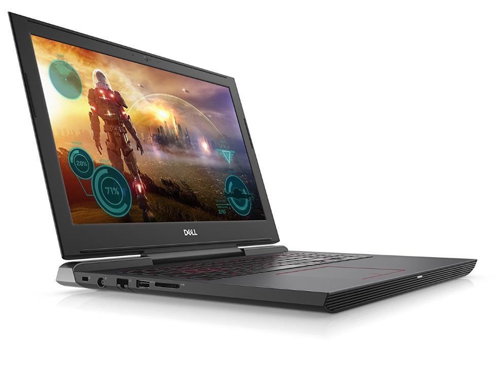 Dell G5 15 5587 i7-8750H RAM 8GB SSD 128GB HDD 1TB FHD GTX 1050Ti