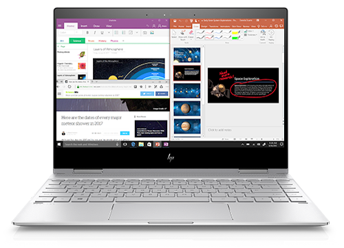 HP Spectre X360 13 (Gem Cut) Core i7-8565U 16GB SSD 512GB 13 inch Windows 10 Home cảm ứng