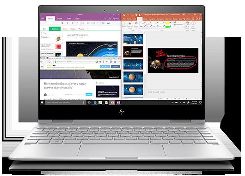 HP Spectre X360 13 (Gem Cut) Core i7-8565U 16GB SSD 512GB 13 inch Windows 10 Home cảm ứng