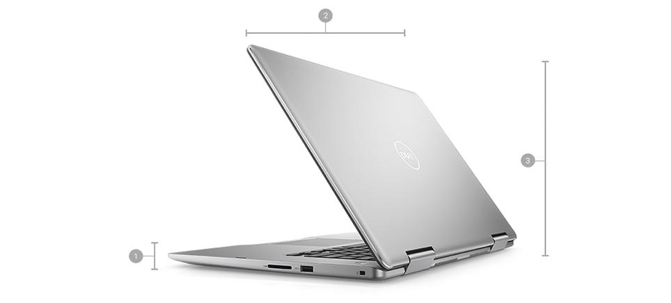 Dell Inspiron i7573 Core i7 8550U 16GB 256GB 15.6 inch UHD NVIDIA GeForce MX130 Windows 10