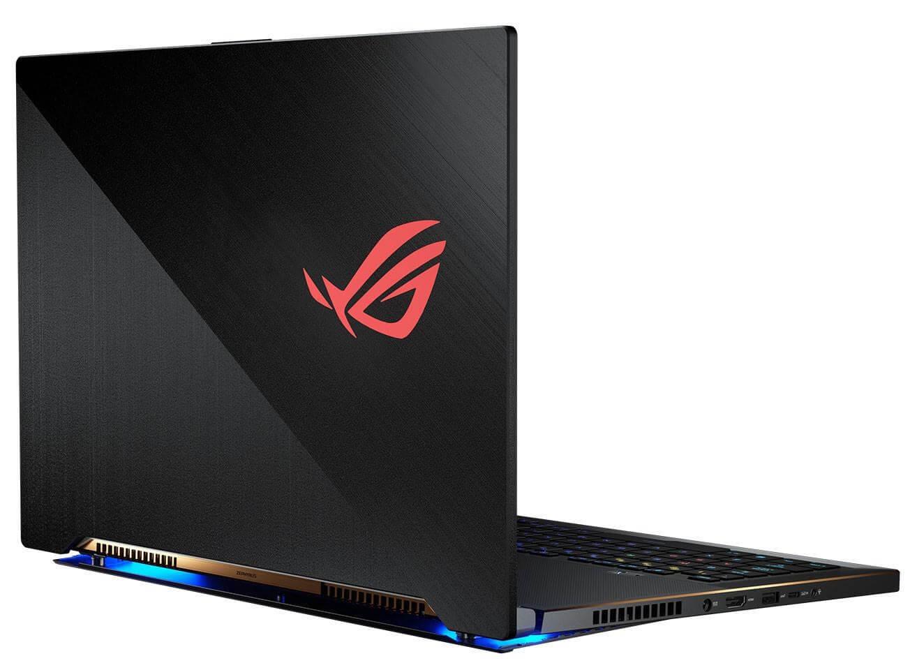 Asus ROG ZEPHYRUS S GX701GV-PS74 SLIM GAMING Core i7-8750HK 512GB 16GB 17.3 inch FHD NVIDIA® GTX 2060 Windows 10