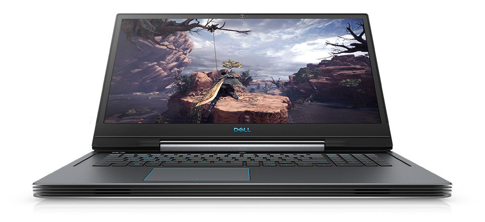 Dell G7 17 7790 Gaming Core I7 8750H 16GB 1TB HDD + 256GB SSD 17.3 inch FHD GeForce® GTX 2060 Windows 10 - GRAY