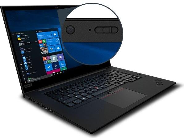 Lenovo ThinkPad P1 Gen 2 Mobile Workstation 15.6 inch NVIDIA Quadro T1000 Win 10 Pro