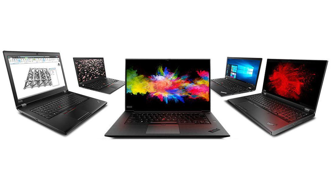 Lenovo ThinkPad P53 Mobile Workstation Core i7 9750H 16GB 256GB 15.6 inch NVIDIA Quadro T2000 Win 10 Pro