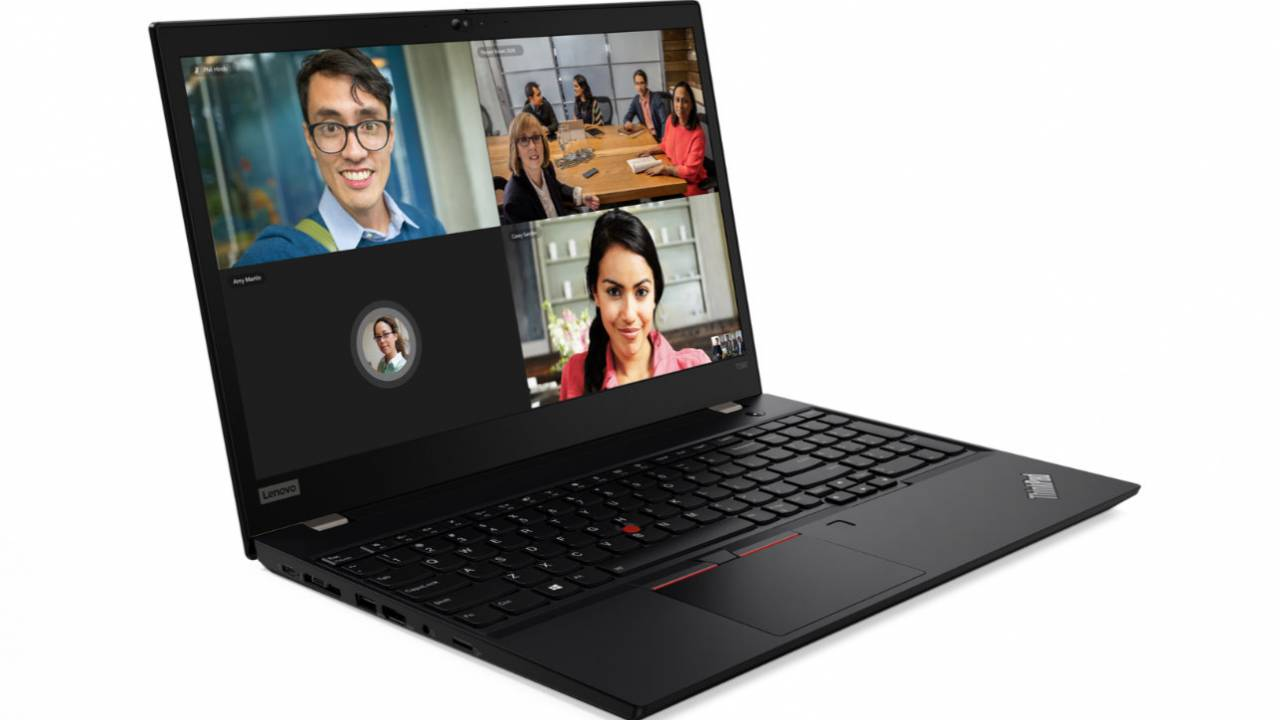 New Lenovo Thinkpad T590 Core i7 8565U 16GB SSD 512GB 15.6 inch FHD Cảm ứng Win 10 Pro