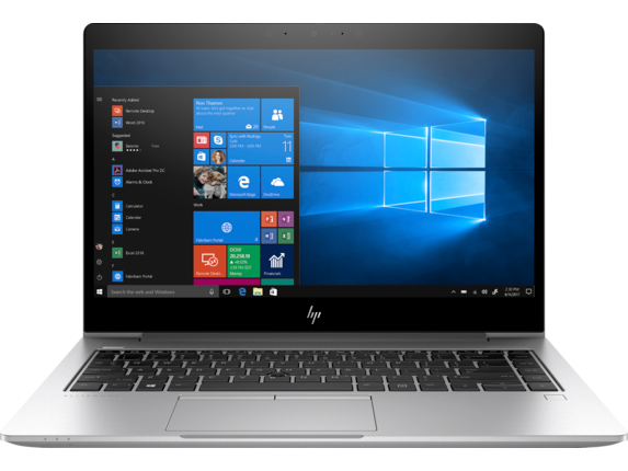 HP EliteBook 840 G6 Core i7 8565U 8GB 256GB SSD 14 inch FHD Windows 10 Pro