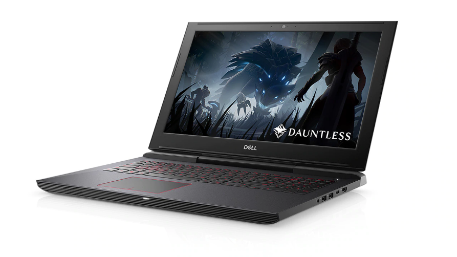 Dell G7 15 7588 Gaming Core I7 8750H 8GB 256GB SSD 15.6 inch FHD GeForce® GTX 1060 Windows 10