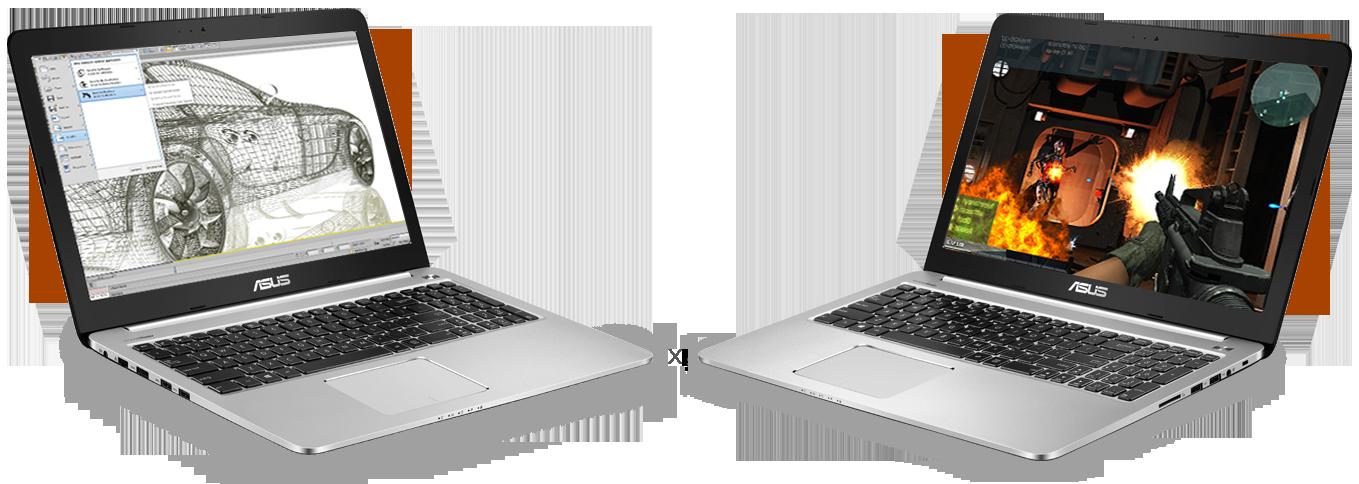 Asus K501UB-DM039D core i5-6200U 4G 1TB GT 940M 2G 15.6 FHD