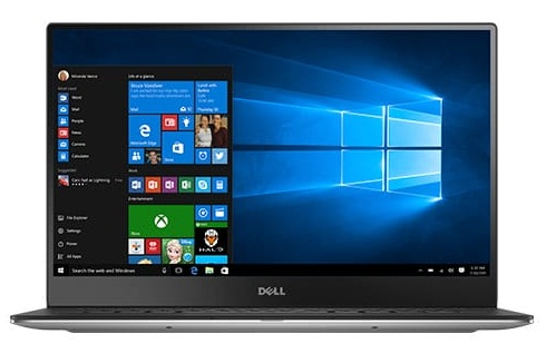 Dell XPS 13 9350 Skylake Core i7 6560U 13.3 inch QHD Windows 10
