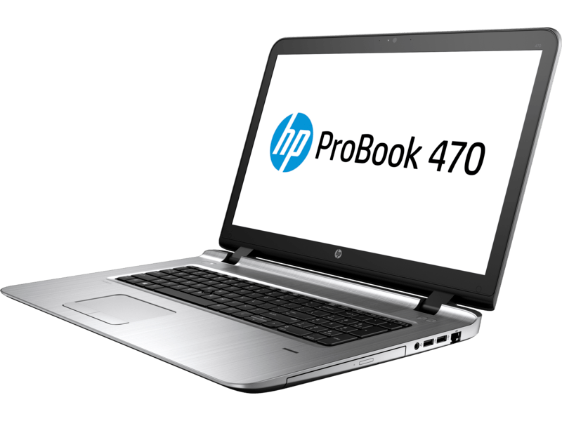 Hp Probook 470 Core i7 8550U 8GB 500GB 17.3 inch HD + Win 10