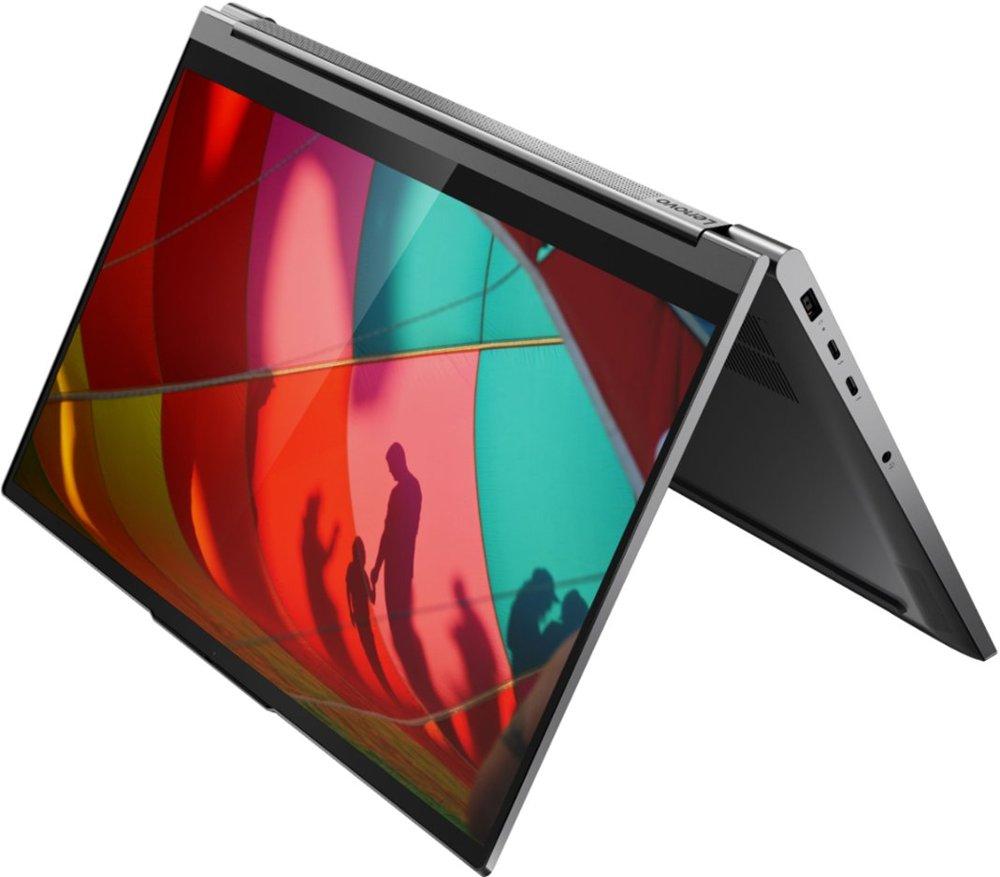 Lenovo Yoga C940 2-in-1 15.6 inch Core i7 16GB 512GB SSD Nvidia GTX 1650 Windows 10 Pro - Iron Gray