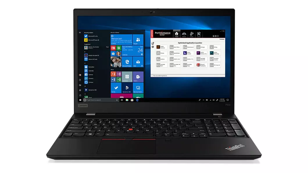 Lenovo ThinkPad P53s Mobile Workstation