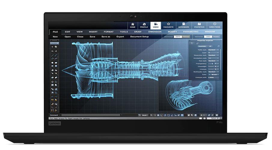 Giá bán Lenovo Thinkpad P14s Gen 2 chính hãng - Trả góp 0% - Miễn phí vận  chuyển